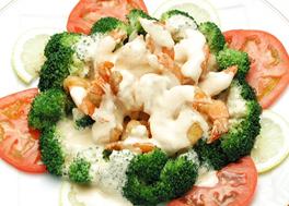ブロッコリー マヨネーズ サラダ