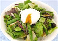 春のグリーンサラダ