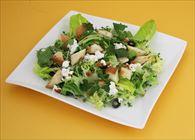 緑野菜のグリーンシーザーサラダ
